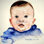 baby portret