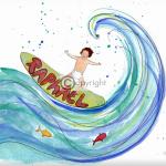 kaartje surf